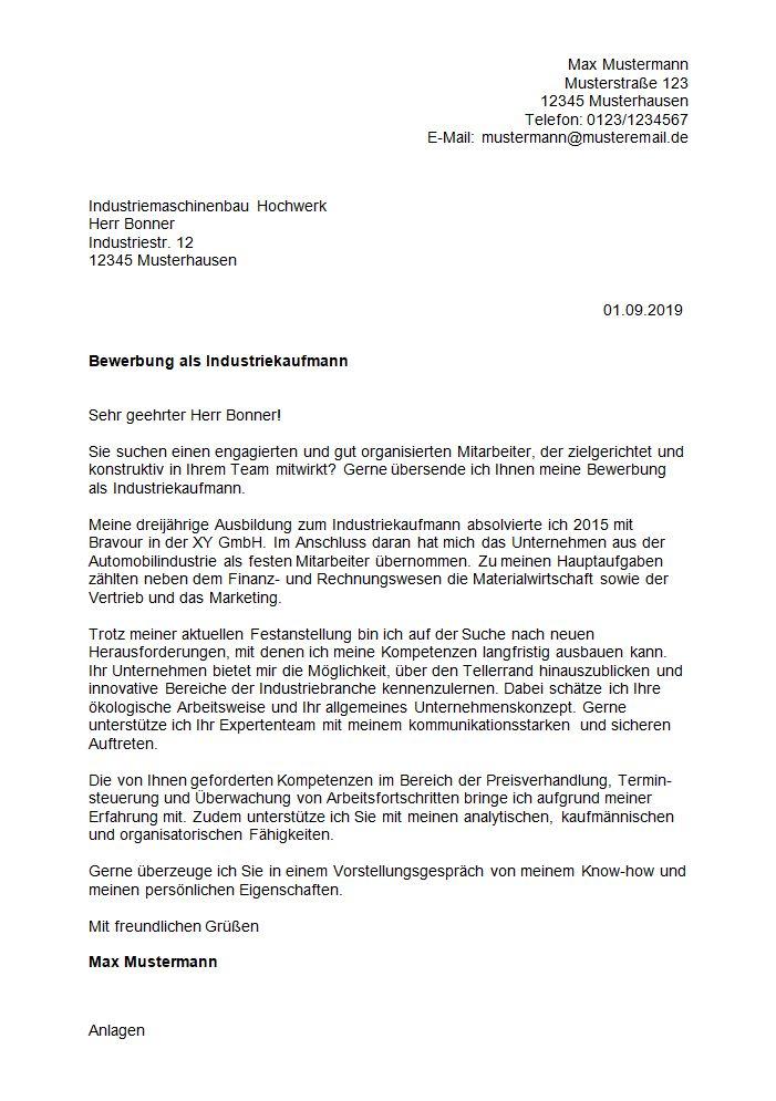 Industriekaufmann Frau Berufsbild Karriere Bewerbung 5