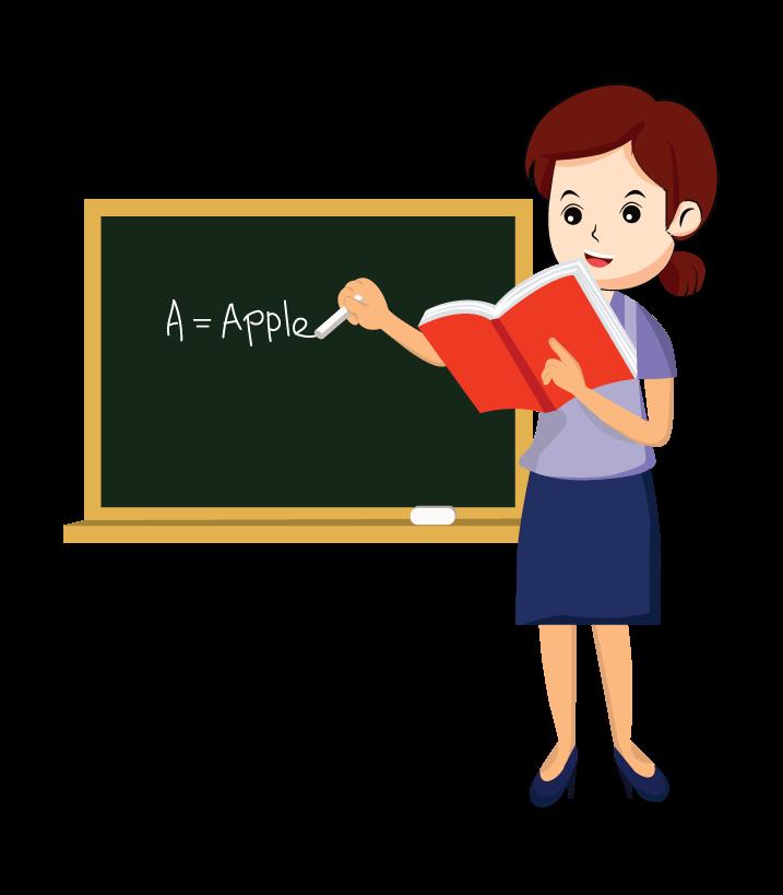 Lehrerin - Kindererzieherin